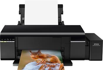 Epson L805 - Barevná inkoustová tiskárna, tankový systém, oddělené náplně, rozlišení 5 76