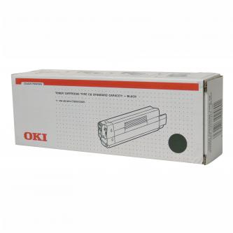 OKI toner 42804508, black, 3000str., pro C5200, 5400
