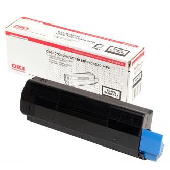 OKI toner 42804548, black, 3000str., pro C5250, 5450, 5500, C5510MFP, C5540MFP