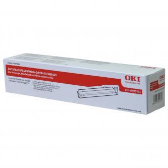 OKI toner 43979102, black, 3500str., pro B410, B430, B440, MB460, MB470, MB480