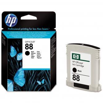 HP Ink Cart Black No. 88 pro OJ K550, 20.5 ml, C9385AE - expirovaná