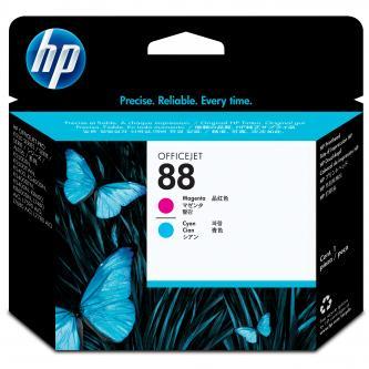 HP 88 (C9382A) - originální | purpurová, azurová, expirovaná