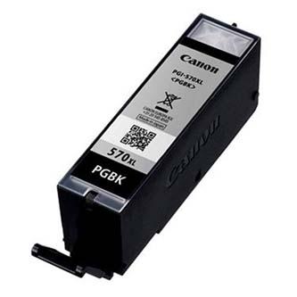 Canon originální ink PGI-570PGBK XL, black, 500str., 0318C001, Canon PIXMA MG5750, MG5751, MG5753, MG6850, MG6851, MG68