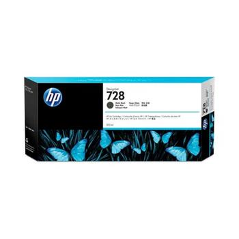 HP 728 300-ml Matte Black DesignJet, HP 728 300-ml Matte Black DesignJet