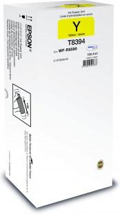 Epson T8394, C13T839440, XL, originální, yellow