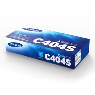 Samsung CLT-C404S - originální azurový toner, HP ST966A, 1000str., Samsung Xpress C430W, C480FW,