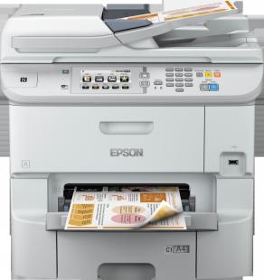 Epson WorkForce WF-6590DWF - Multifunkční inkoustová tiskárna, USB, WiFi, LAN