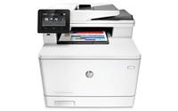 HP M5H23A#B19 - Color LaserJet Pro MFP M377dw M5H23A - A4, 24/24ppm, USB 2.0, Ethernet, Wi-Fi, Print/Scan/Copy, Duplex