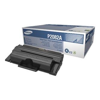 Samsung originální toner MLT-P2082A, black, 20000 (2x10000)str., Samsung SCX-5635FN, 2-pack
