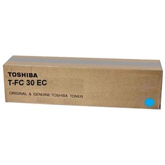 Toshiba originální toner TFC30EC, cyan, 33600str., Toshiba e-studio 2050, 2051, 2550, 2551