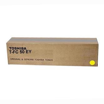 Toshiba originální toner T-FC50EY, black, 33600str., 6AJ00000111, Toshiba e-studio 2555CSE, 3055CSE, 3555CSE, 4555CSE