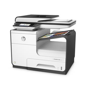 HP D3Q20B - Barevná inkoustová multifunkce HP PageWide Pro MFP 477dw Printer