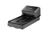 BROTHER PDS5000FZ1 - skener PDS-5000F (až 60 str/min, 600 x 600 dpi, aut. duplex) USB 3.0, sklo skeneru