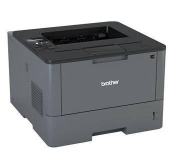 Brother HL-L5100DN (40 str., oboustranný tisk, USB, LAN)