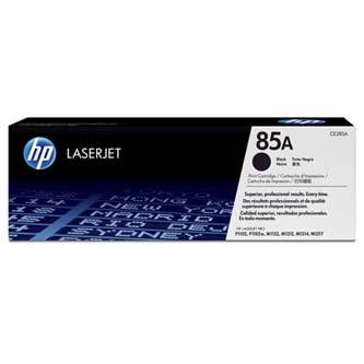 HP CE285AD - originální černý toner HP 85A pro HP LJ P1102, P1102w (2 kusy v balení)