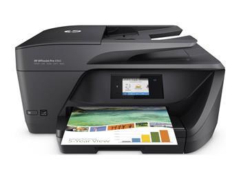 HP OfficeJet Pro 6960 J7K33A inkoustová multifunkce (A4, 18/10 ppm, USB 2.0, Ethernet, Wi-Fi, Print/Scan/Copy/Fax)