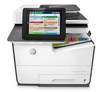 HP G1W41A - Multifunkční barevná tiskárna HP PageWide Enterprise Color Flow MFP 586z