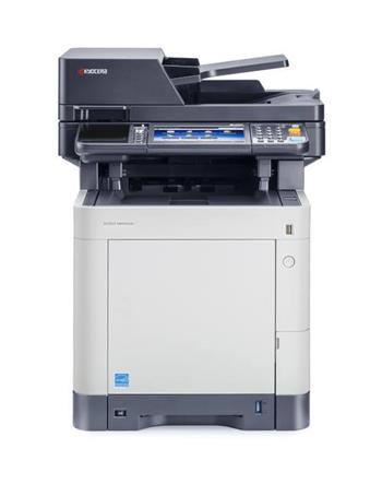 Kyocera ECOSYS M6535cidn, kopírka, síťová tiskárna, skener, fax, duplex