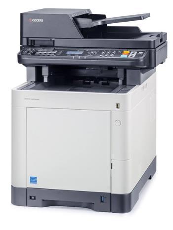 Kyocera Ecosys M6030cdn, A4 kopírka, síťová tiskárna, skener, duplex