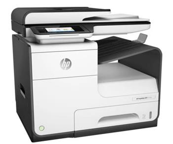 HP PageWide Pro 377dw MFP - (J9V80B), A4, 30 ppm. USB 2.0, Ethernet, Wi-Fi, Print/Scan/Copy/Fax, Duplex