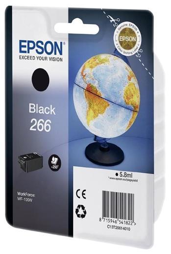 Epson inkoustová náplň/ C13T26614010/ WF-100W/ Černá
