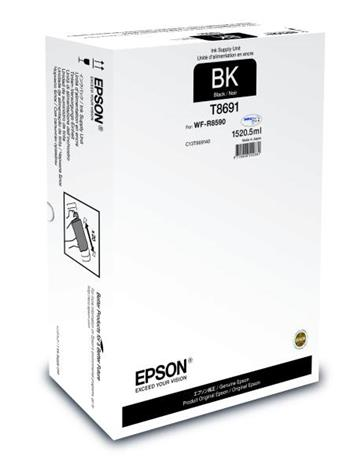 Epson T8691 - originální, recharge XXL for A3 – 75.000 pages Black