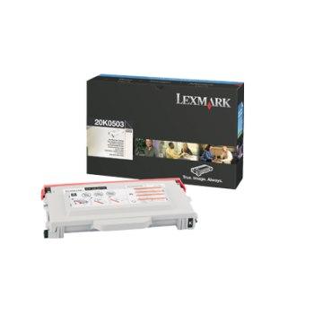 Toner Lexmark 20K0503, černý (black), 5000str., Lexmark C510