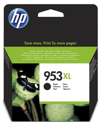 HP L0S70AE - originální černý HP 953XL inkoust