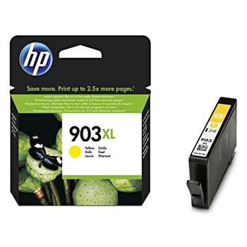 HP T6M11AE - originální žlutá inkoustová náplň HP 903XL