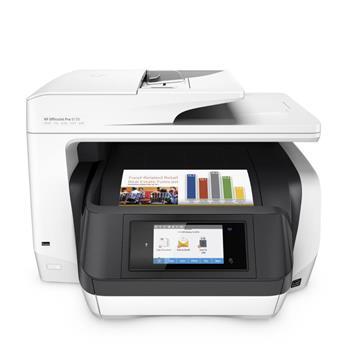 HP D9L19A - inkoustová multifunkční tiskárna HP Officejet Pro 8720