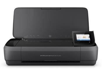 HP N4L16C#A82 - Officejet 252 Mobile N4L16C - Přenosná tiskárna HP (A4, 10/7 pps, USB, Wi-Fi, Pri