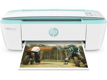 HP Deskjet Ink Advantage 3785 T8W46C inkoustová multifunkce pro domácnosti v tyrkysovém provedení