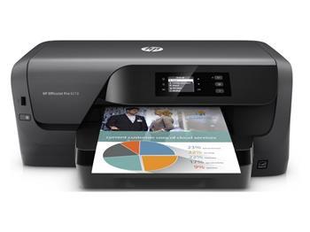HP OfficeJet Pro 8210 D9L63A - Barevná inkoustová tiskárna s oddělenými náplněmi.