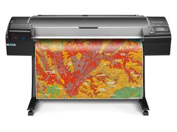 HP DesignJet Z5600 44-in PostScript Printer