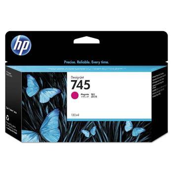 HP Ink/745 130-ml Magenta, HP Ink/745 130-ml Magenta