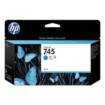 HP Ink/745 130-ml Cyan, HP Ink/745 130-ml Cyan