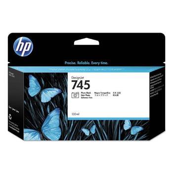 HP Ink/745 130-ml Photo Black, HP Ink/745 130-ml Photo Black