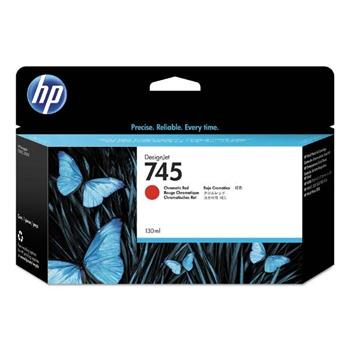 HP Ink/745 130-ml Chromatic Red, HP Ink/745 130-ml Chromatic Red