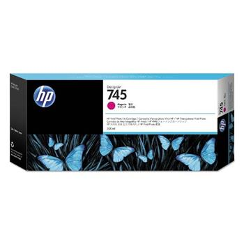 HP Ink/745 300-ml Magenta, HP Ink/745 300-ml Magenta