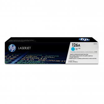 Toner HP CE311A (126A) pro CLJ CP1025, Cyan