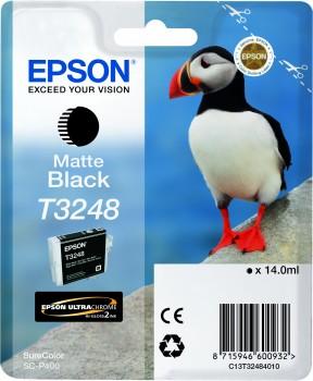 Ink Cart/T3248 Puffin Matte Black, Ink Cart/T3248 Puffin Matte Black