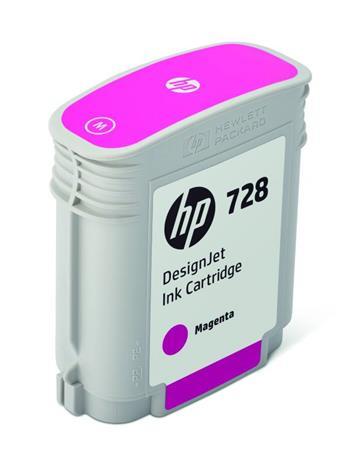 HP 728 40-ml Magenta DesignJet, HP 728 40-ml Magenta DesignJet