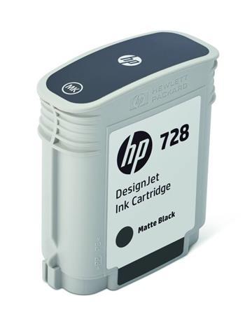 HP 728 69-ml Matte Black DesignJet, HP 728 69-ml Matte Black DesignJet